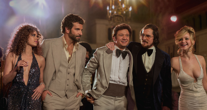 The 'American Hustle' Cast
