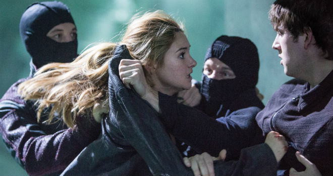 Allegiant UK Release Date Moves Up in March, Shailene Woodley Leads ...