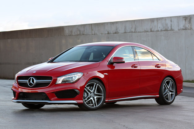 Mercedes Benz Cla45 Amg Prices Reviews And New Model