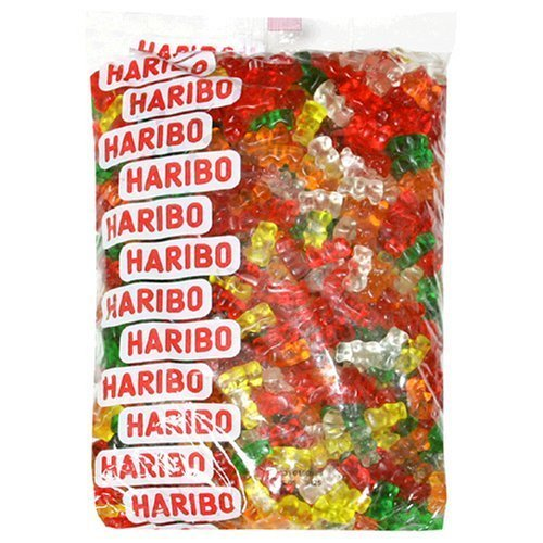 Haribo Sugarless Gummy Bears Amazon reviews