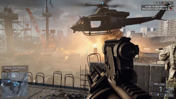 Microsoft Refunds Battlefield 4 Premium Members