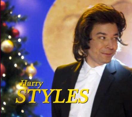one direction jimmy fallon christmas