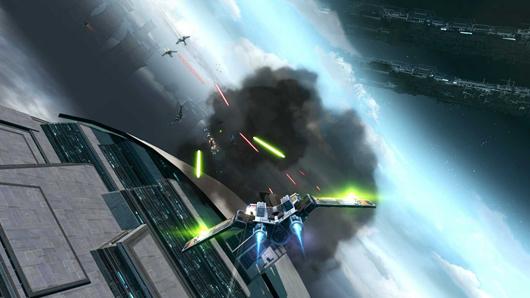 SWTOR - Galactic Starfighter