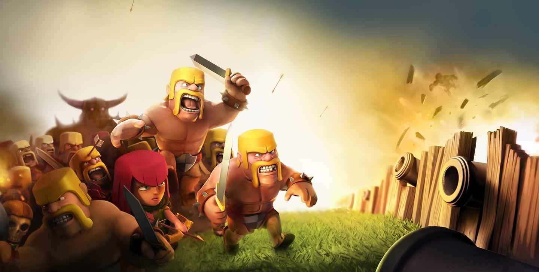 Clash Of Clans Video Walkthrough: Goblin Attack