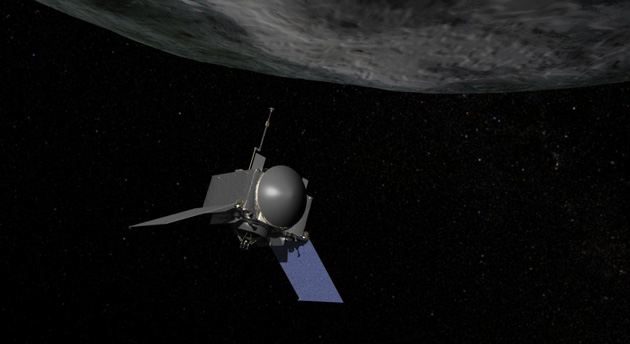 NASA wants to put your name on a spacecraft headed to an asteroid