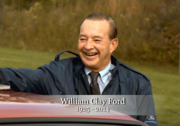【ビデオ】創始者の孫、故ウィリアム・クレイ・フォード氏の人生を振り返る