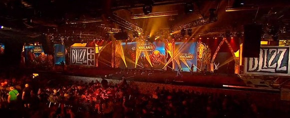 BlizzCon main stage