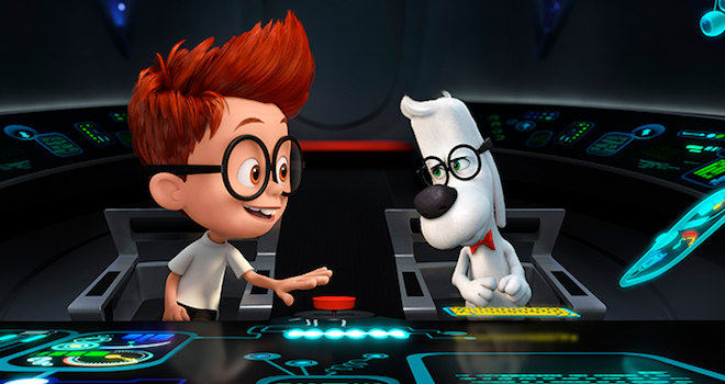 box office mr peabody sherman
