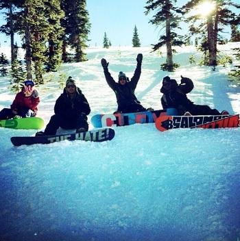 Justin Bieber in Aspen