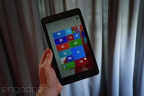 Lenovo ThinkPad 8 sube el listón a las tabletas de 8 pulgadas con su gran resolución y atractivo diseño