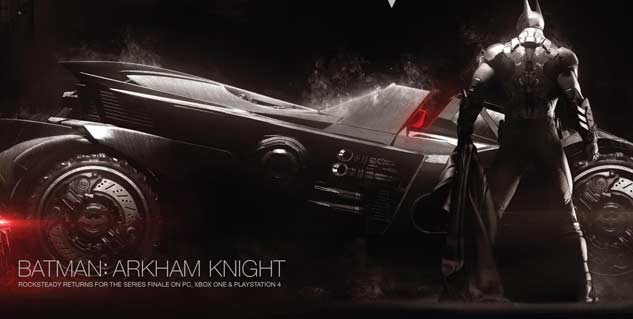 Batman: Arkham Knight Will End The Arkham Series