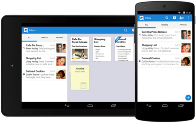 Quip's mobile-native word processing comes to Android