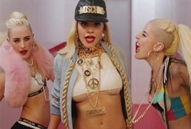 rita ora music video