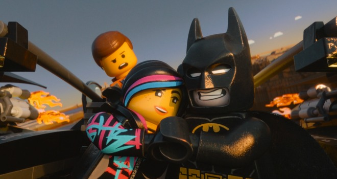 weekend box office Weekend Box Office: The Lego Movie Continues Being Awesome at Number One