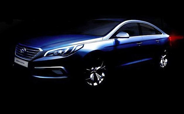 2015 Hyundai Sonata Teaser