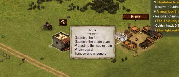 The West screenshot