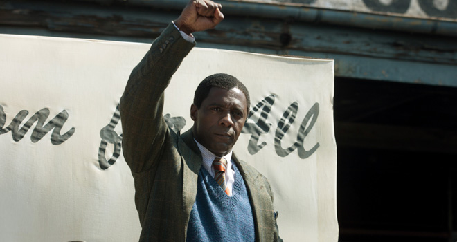 Idris Elba in 'Mandela: Long Walk to Freedom'