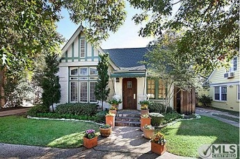 Storybook Tudor house 4441 Mockingbird Lane Dallas