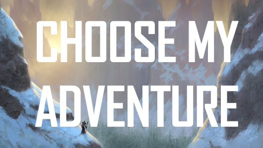 Choose My Adventure