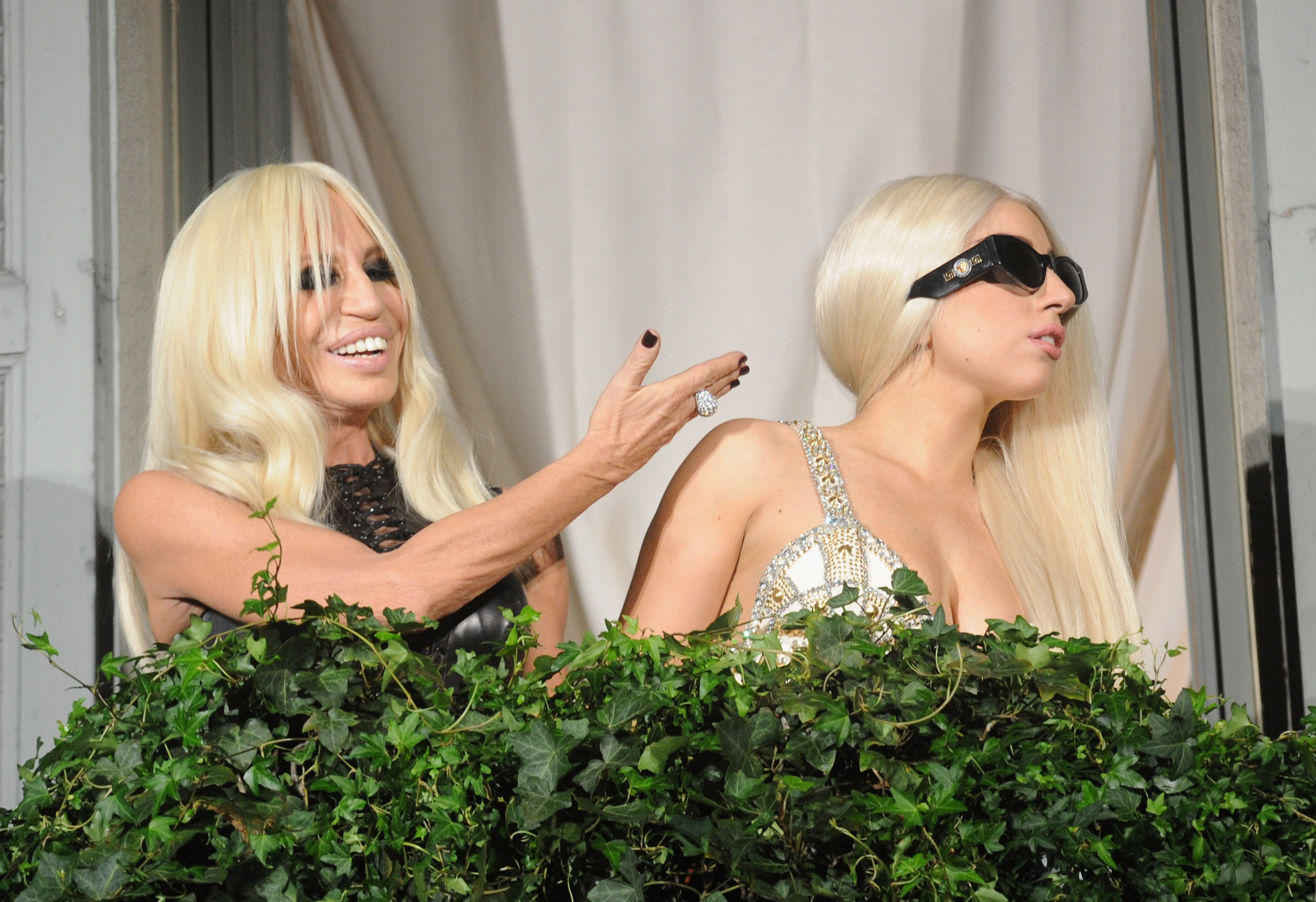 Lady Gaga Sightings In Milan - October 1, 2012