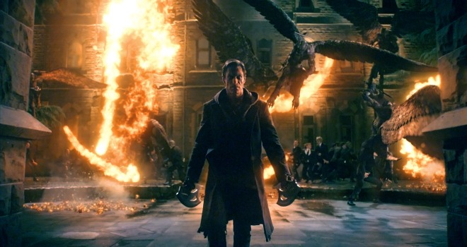 i frankenstein family review