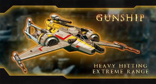 SWTOR's Gunship