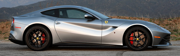2014 Ferrari F12 Berlinetta: Hot Lapping & Testing The Italian ...