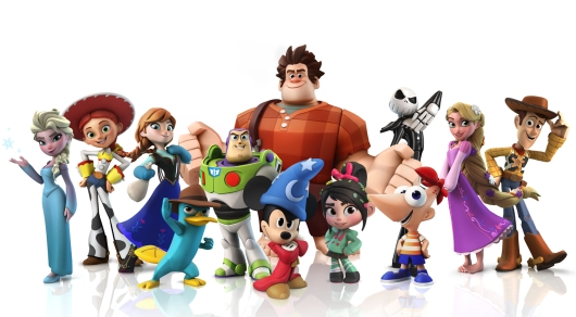 disney infinity to add wreckit ralph tangled frozen
