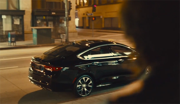 2015 Chrysler 200 American Import Super Bowl Commercial