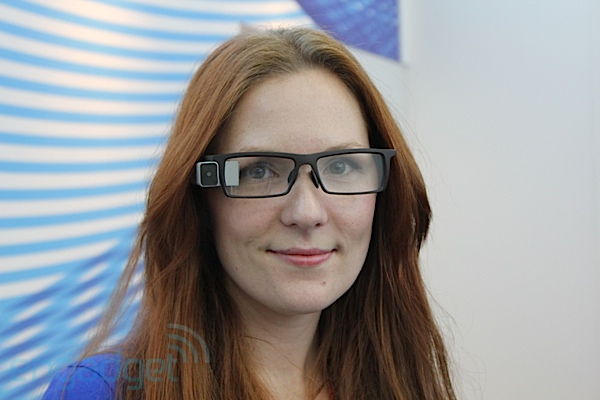 Nos probamos las gafas de realidad aumentada de Lumus con reconocimiento de gestos en el aire de eyeSight