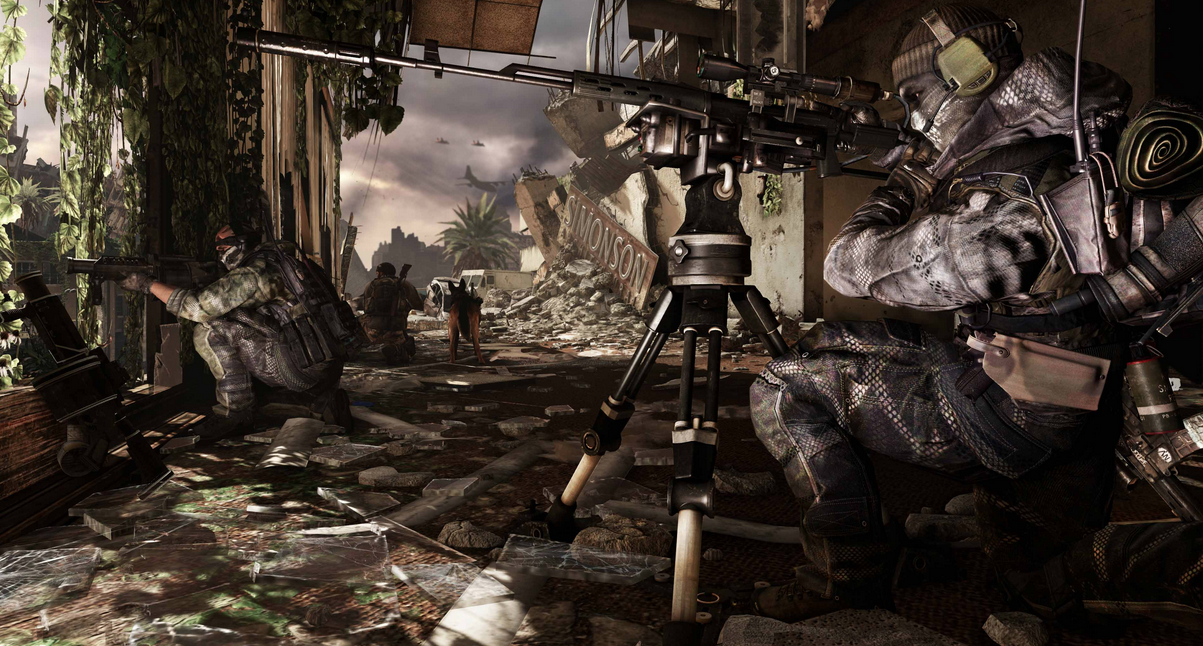 Top 10 Tips for Call of Duty: Ghosts