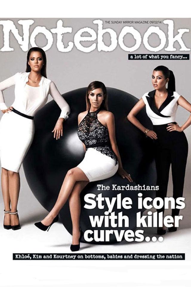 kardashians-notebook-cover
