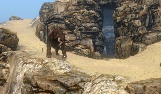 The Repopulation elephant thing