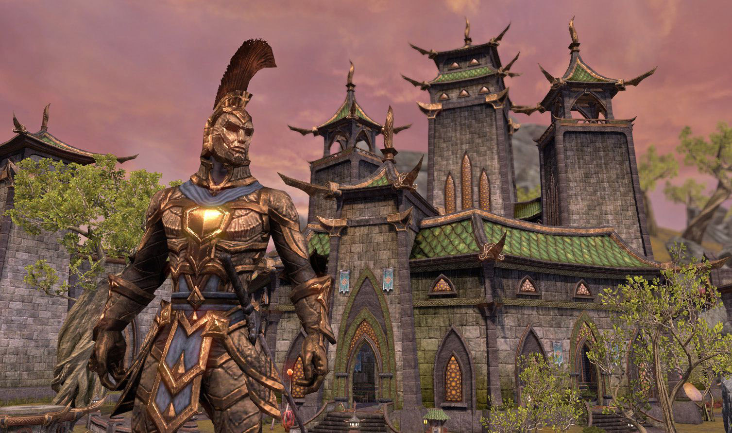 How Does The Elder Scrolls Online Compare to Other MMOs?