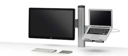 And Thunderbolt Display