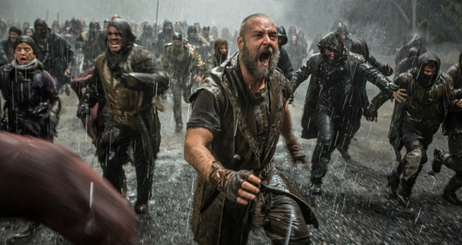 weekend box office Weekend Box Office: Noah Debuts at No. 1 With $44 Million