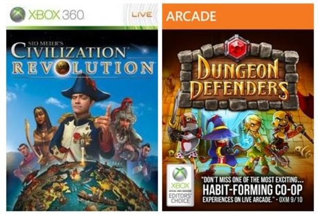 March's Free Xbox 360 Games with Gold: Civi