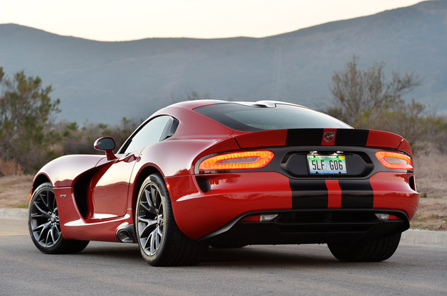 Featured Gallery 2014 SRT Viper GTS: Review