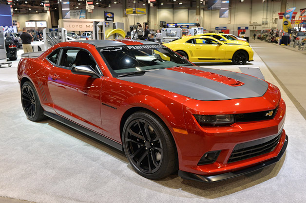 Chevrolet Performance Camaro V8 Concept