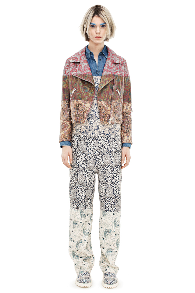 Acne/Liberty collaboration