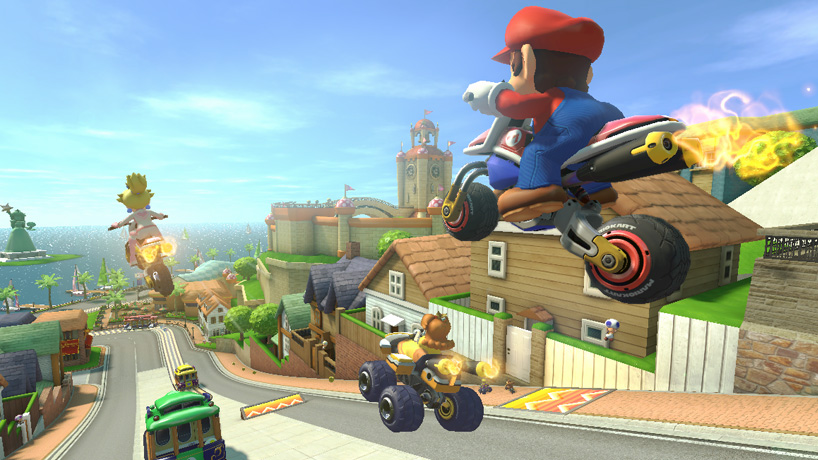 5 Reasons To Buy A Wii U For Mario Kart 8