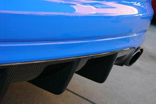 2013 Jaguar XFR-S rear fascia