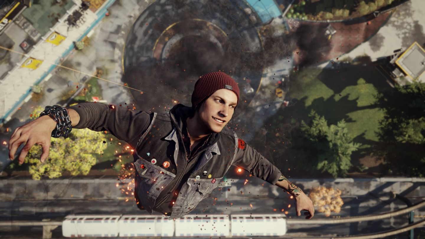 How to Find the Master Sword in InFAMOUS: Second Son