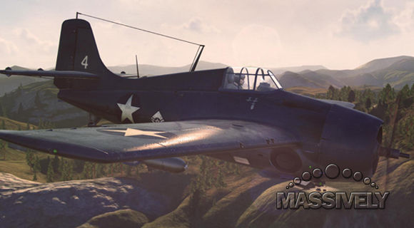 World of Warplanes F4F
