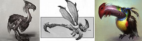 Warlord of Draenor hunter pets