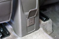 2013 Buick Encore rear seat outlet
