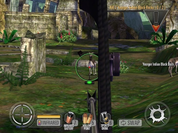 Deer Hunter 2014 2.0 Features Hidden Temple And Bow Weapons