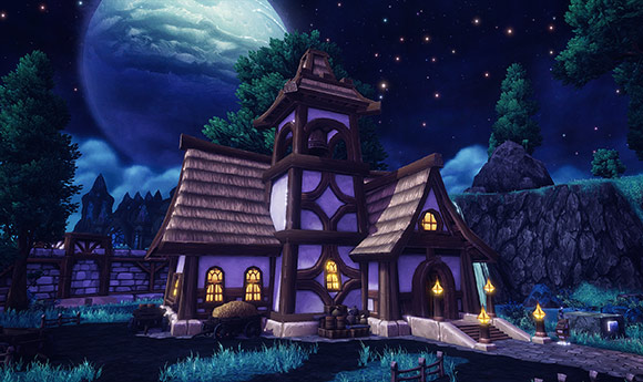 Shadowmoon Valley garrison
