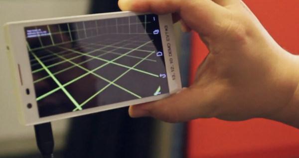 Google anuncia Project Tango: teléfonos con sensores tipo Kinect para mapear tu mundo en 3D