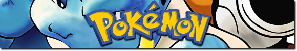 Pokemon title image